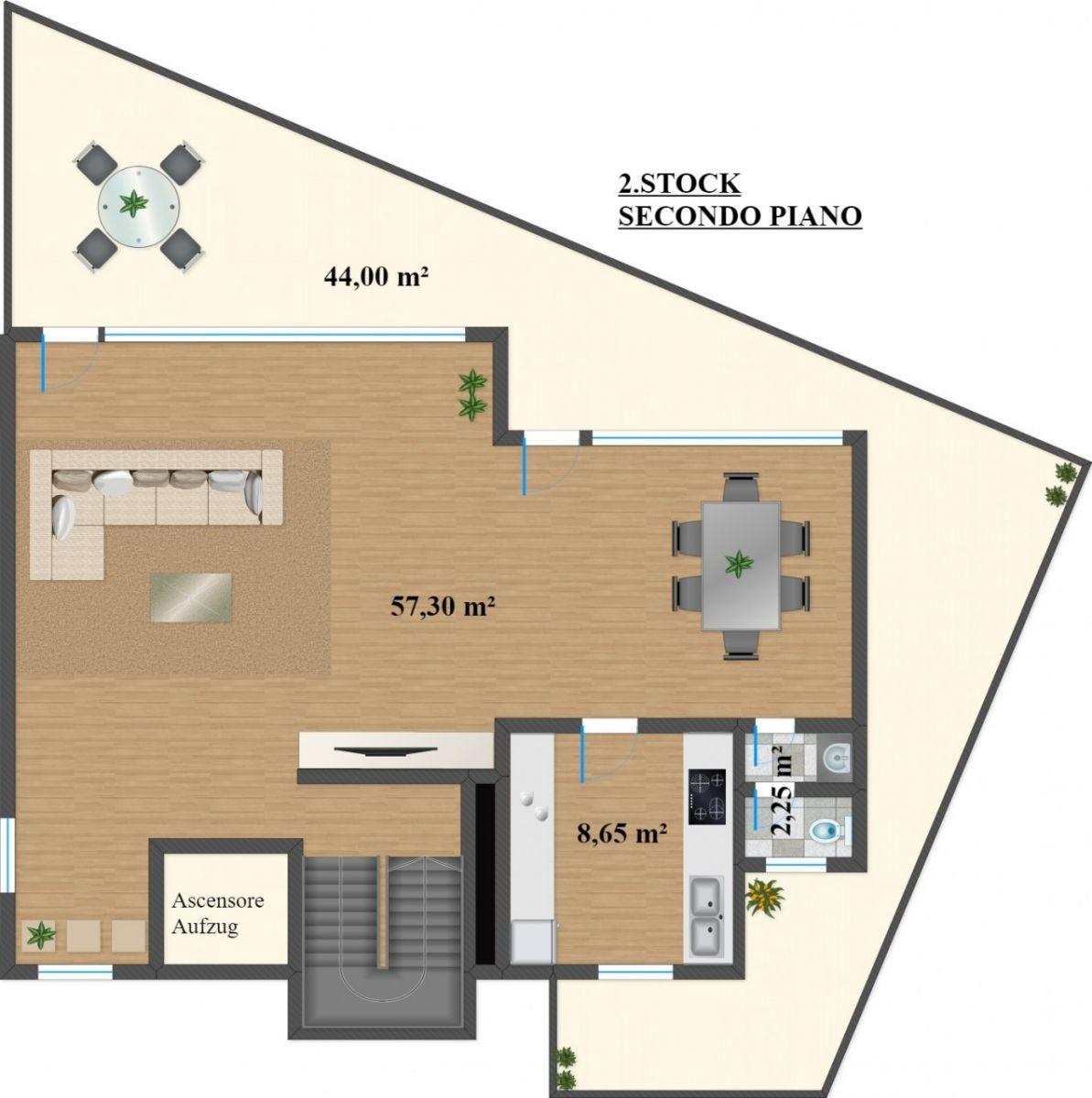 Laives casa indipendente con 4 appartamenti autonomi for 2 box auto gratuiti con piani di appartamenti
